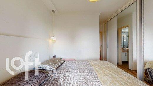 Quarto principal - Apartamento à venda Rua Doutor Abelardo Vergueiro César,Campo Belo, São Paulo - R$ 875.000 - II-19535-32526 - 4