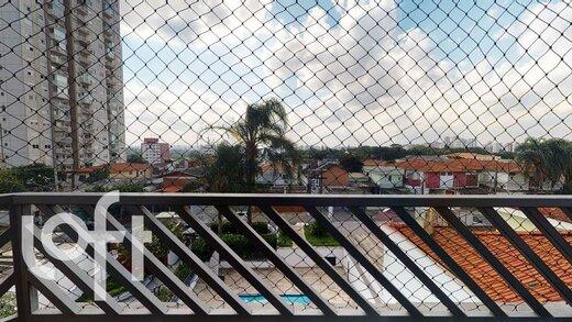 Quarto principal - Apartamento à venda Rua Doutor Abelardo Vergueiro César,Campo Belo, São Paulo - R$ 875.000 - II-19535-32526 - 5