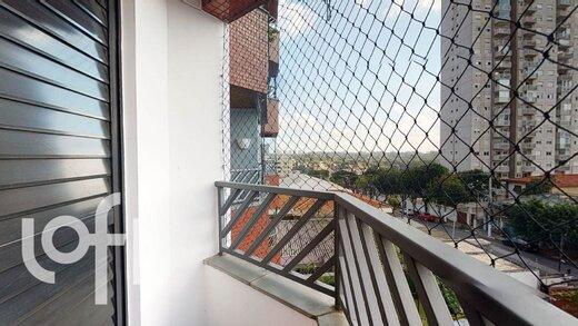 Quarto principal - Apartamento à venda Rua Doutor Abelardo Vergueiro César,Campo Belo, São Paulo - R$ 875.000 - II-19535-32526 - 6