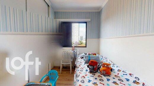 Quarto principal - Apartamento à venda Rua Doutor Abelardo Vergueiro César,Campo Belo, São Paulo - R$ 875.000 - II-19535-32526 - 11