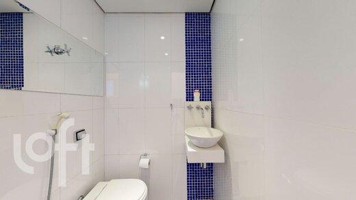 Banheiro - Apartamento 2 quartos à venda Vila Olímpia, São Paulo - R$ 895.000 - II-19536-32527 - 3