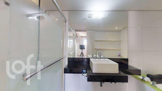 Banheiro - Apartamento 2 quartos à venda Vila Olímpia, São Paulo - R$ 895.000 - II-19536-32527 - 4