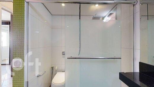 Banheiro - Apartamento 2 quartos à venda Vila Olímpia, São Paulo - R$ 895.000 - II-19536-32527 - 6