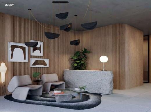 Lobby - Cobertura 2 quartos à venda Rio de Janeiro,RJ - R$ 3.900.600 - II-19435-32369 - 3