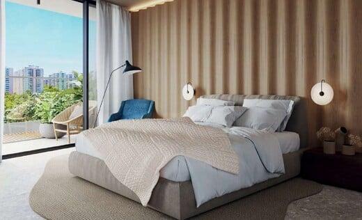Dormitorio - Fachada - Forma Leblon - 171 - 6