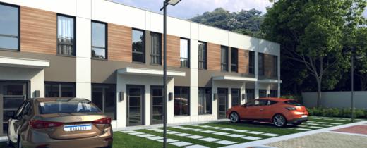 Fachada - Casa em Condomínio 2 quartos à venda Vargem Grande, Rio de Janeiro - R$ 260.000 - II-19488-32457 - 1