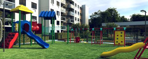 Playground - Casa em Condomínio 2 quartos à venda Vargem Grande, Rio de Janeiro - R$ 260.000 - II-19488-32457 - 12