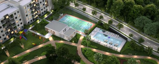 Aerea - Casa em Condomínio 2 quartos à venda Vargem Grande, Rio de Janeiro - R$ 260.000 - II-19488-32457 - 20