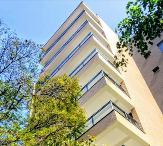 Fachada - Apartamento à venda Rua Coelho de Carvalho,Alto da Lapa, Zona Oeste,São Paulo - R$ 2.449.500 - II-19512-32491 - 1