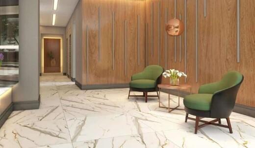 Hall - Apartamento à venda Rua Coelho de Carvalho,Alto da Lapa, Zona Oeste,São Paulo - R$ 2.449.500 - II-19512-32491 - 3