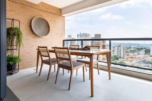 Terraco - Apartamento à venda Rua Coelho de Carvalho,Alto da Lapa, Zona Oeste,São Paulo - R$ 2.449.500 - II-19512-32491 - 6