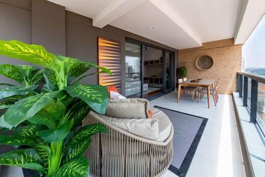 Terraco - Apartamento à venda Rua Coelho de Carvalho,Alto da Lapa, Zona Oeste,São Paulo - R$ 2.449.500 - II-19512-32491 - 7