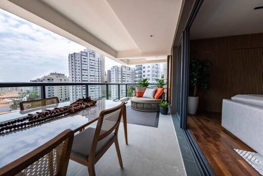 Terraco - Apartamento à venda Rua Coelho de Carvalho,Alto da Lapa, Zona Oeste,São Paulo - R$ 2.449.500 - II-19512-32491 - 8