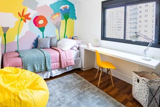 Dormitorio - Apartamento à venda Rua Coelho de Carvalho,Alto da Lapa, Zona Oeste,São Paulo - R$ 2.449.500 - II-19512-32491 - 14