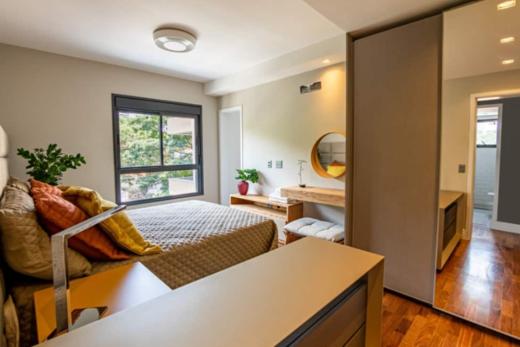 Dormitorio - Apartamento à venda Rua Coelho de Carvalho,Alto da Lapa, Zona Oeste,São Paulo - R$ 2.449.500 - II-19512-32491 - 15