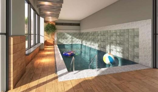 Piscina - Apartamento à venda Rua Coelho de Carvalho,Alto da Lapa, Zona Oeste,São Paulo - R$ 2.449.500 - II-19512-32491 - 18