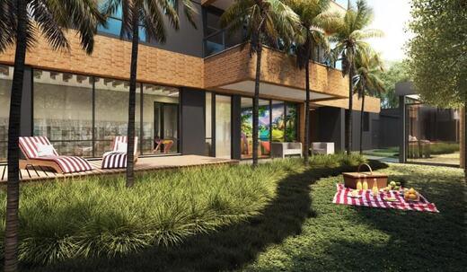 Jardim - Apartamento à venda Rua Coelho de Carvalho,Alto da Lapa, Zona Oeste,São Paulo - R$ 2.449.500 - II-19512-32491 - 19