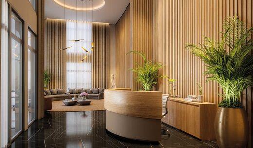 Hall - Fachada - ID Home & Lifestyle Paraíso - Studios Residenciais - 1081 - 3