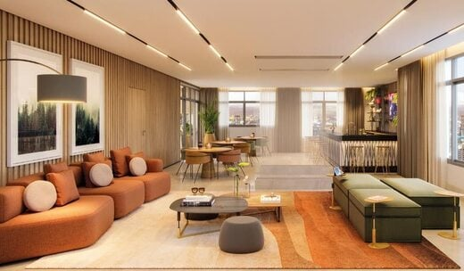 Coworking - Fachada - ID Home & Lifestyle Paraíso - Studios Residenciais - 1081 - 6