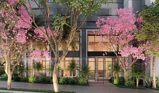 Portaria - Fachada - ID Home & Lifestyle Paraíso - Studios Residenciais - 1081 - 2