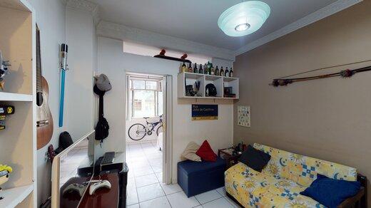 Living - Apartamento 1 quarto à venda Copacabana, Rio de Janeiro - R$ 455.000 - II-19601-32614 - 7