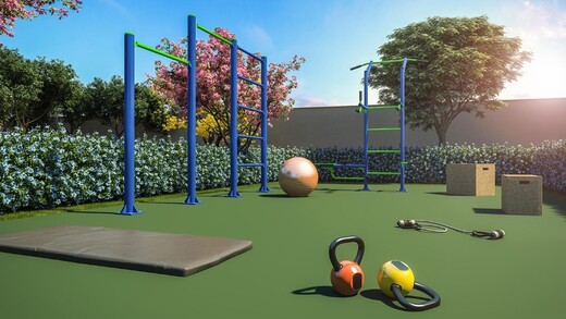 Fitness externo - Fachada - Viva Vida Zona Norte - 343 - 5