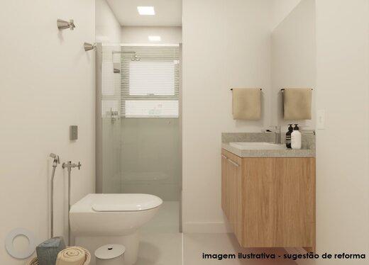 Banheiro - Apartamento à venda Rua Sampaio Viana,Paraíso, Zona Sul,São Paulo - R$ 2.209.000 - II-19602-32615 - 1