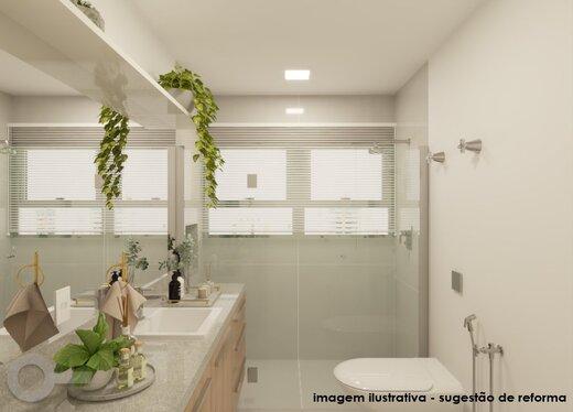 Banheiro - Apartamento à venda Rua Sampaio Viana,Paraíso, Zona Sul,São Paulo - R$ 2.209.000 - II-19602-32615 - 3