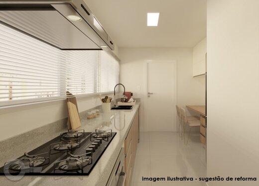 Cozinha - Apartamento à venda Rua Sampaio Viana,Paraíso, Zona Sul,São Paulo - R$ 2.209.000 - II-19602-32615 - 5