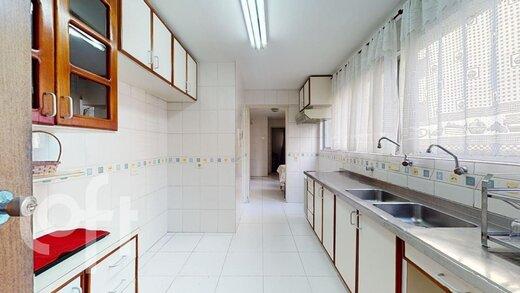 Cozinha - Apartamento à venda Rua Sampaio Viana,Paraíso, Zona Sul,São Paulo - R$ 2.209.000 - II-19602-32615 - 6
