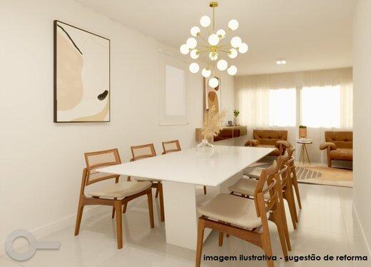 Living - Apartamento à venda Rua Sampaio Viana,Paraíso, Zona Sul,São Paulo - R$ 2.209.000 - II-19602-32615 - 8