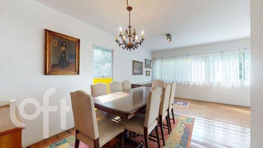 Living - Apartamento à venda Rua Sampaio Viana,Paraíso, Zona Sul,São Paulo - R$ 2.209.000 - II-19602-32615 - 11