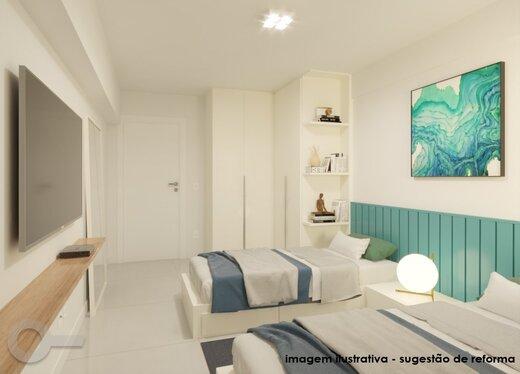 Quarto principal - Apartamento à venda Rua Sampaio Viana,Paraíso, Zona Sul,São Paulo - R$ 2.209.000 - II-19602-32615 - 12
