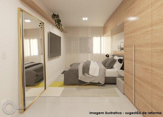 Quarto principal - Apartamento à venda Rua Sampaio Viana,Paraíso, Zona Sul,São Paulo - R$ 2.209.000 - II-19602-32615 - 14