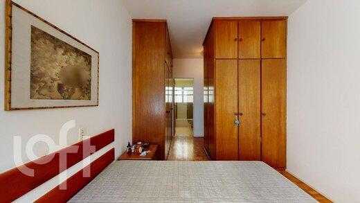 Quarto principal - Apartamento à venda Rua Sampaio Viana,Paraíso, Zona Sul,São Paulo - R$ 2.209.000 - II-19602-32615 - 21