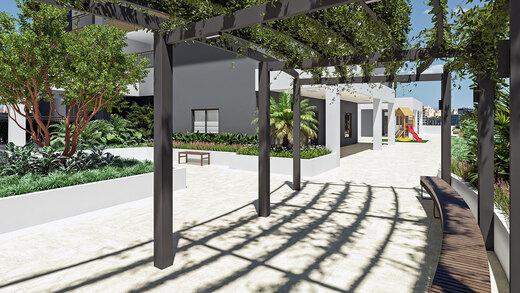 Lounge - Fachada - Urbo Vila Prudente - 1048 - 24