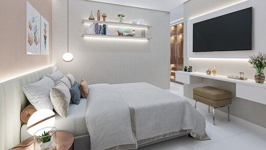 Dormitorio - Fachada - Urbo Vila Prudente - 1048 - 9
