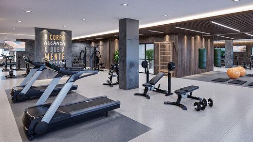 Fitness - Fachada - Urbo Vila Prudente - 1048 - 14