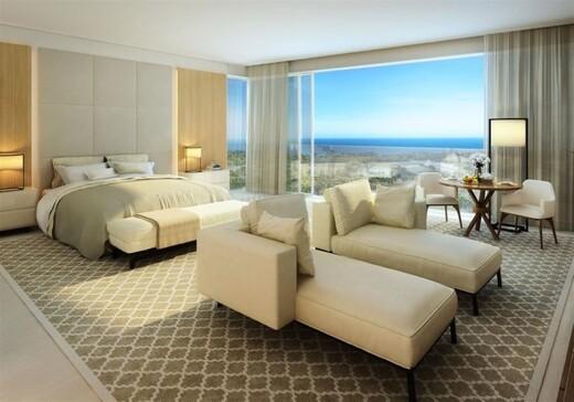 Dormitorio - Fachada - Riserva Golf Vista Mare Residenziale - Fase 2 - 124 - 19
