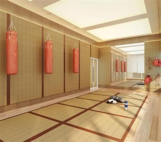Fitness - Fachada - Riserva Golf Vista Mare Residenziale - Fase 2 - 124 - 24