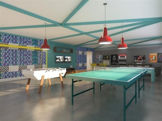 Salao de jogos - Fachada - Riserva Golf Vista Mare Residenziale - Fase 2 - 124 - 27