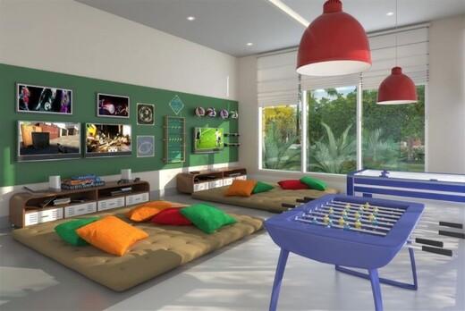 Salao de jogos - Fachada - Riserva Golf Vista Mare Residenziale - Fase 2 - 124 - 28