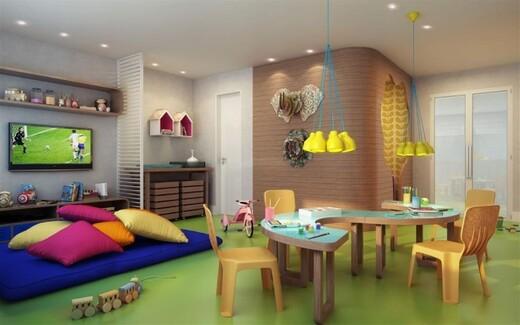 Espaco kids - Fachada - Riserva Golf Vista Mare Residenziale - Fase 2 - 124 - 30