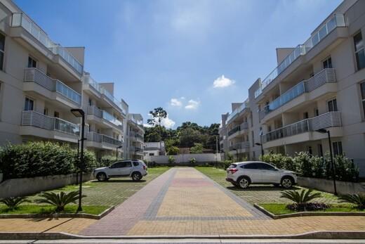 Fachada - Apartamento 2 quartos à venda Campo Grande, Rio de Janeiro - R$ 340.849 - II-19513-32497 - 3
