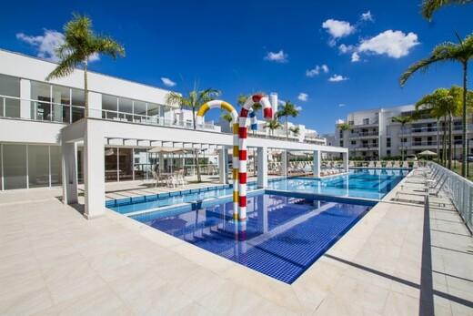 Piscina - Apartamento 2 quartos à venda Campo Grande, Rio de Janeiro - R$ 340.849 - II-19513-32497 - 17