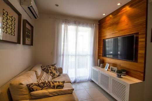 Living - Apartamento 2 quartos à venda Campo Grande, Rio de Janeiro - R$ 340.849 - II-19513-32497 - 4