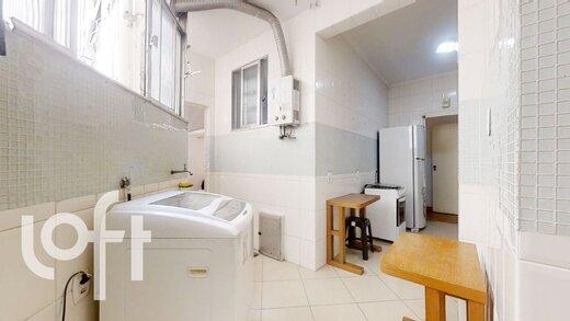 Cozinha - Apartamento 3 quartos à venda Copacabana, Rio de Janeiro - R$ 1.293.000 - II-19662-32710 - 14