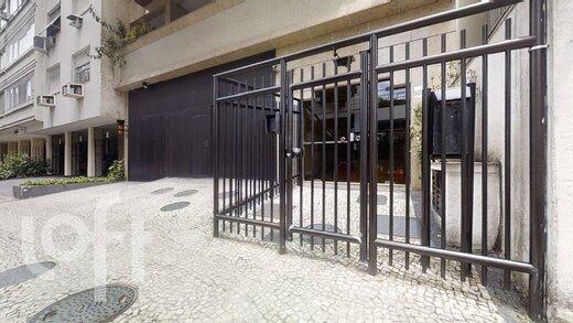 Fachada - Apartamento 3 quartos à venda Botafogo, Rio de Janeiro - R$ 1.370.000 - II-19663-32711 - 4