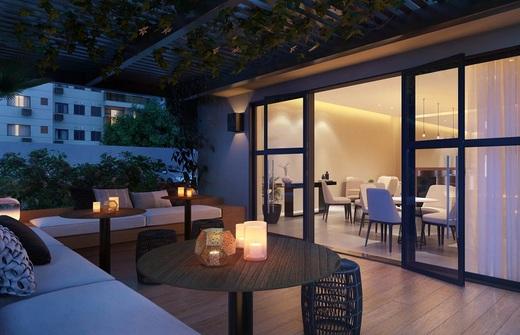 Terraco salao de festas - Apartamento 1 quarto à venda Jacarepaguá, Rio de Janeiro - R$ 228.246 - II-19640-32682 - 7