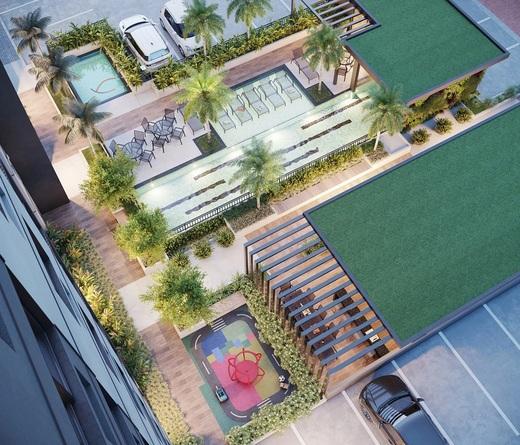 Aerea - Apartamento 1 quarto à venda Jacarepaguá, Rio de Janeiro - R$ 228.246 - II-19640-32682 - 13